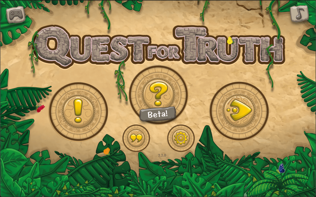 Quest for Truth Quiz